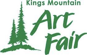 Kings Mountain Art Fair logo